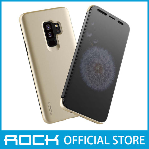 Rock Dr. V Protection Case for Galaxy S9 Gold RPC1402