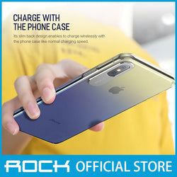 Rock Classy Protection Case for iPhone X/XS Purple RPC1445