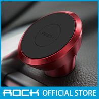 Rock Magnetic Dashboard Car Mount Red RPH0830