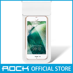 Rock Mobile Phone Waterproof Bag 4.7'' White RPH0867