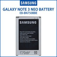 Samsung Galaxy Note 3 Neo N750 N7505 Battery 3100mAh EB-BN750BBE