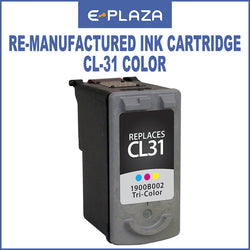 Canon Re-manufactured Ink Cartridges CL-31 / CL 31 Color