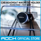 Rock Multi-functional Car Headreat Magnetic Holder ROTO800