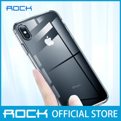 Rock Pure Series Protection Case for iPhone XR Transparent RPC1450