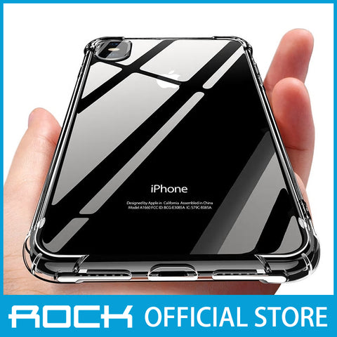 Rock Fence S Series Protective Case for iPhone XS Max Transparent RPC1444