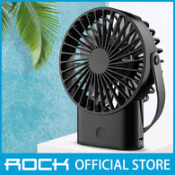 Rock F12 Protable Fan Black RST1026