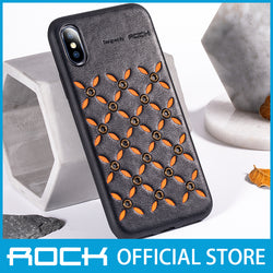 Rock Origin Series Protection Case for iPhone XS/X Black RPC1452