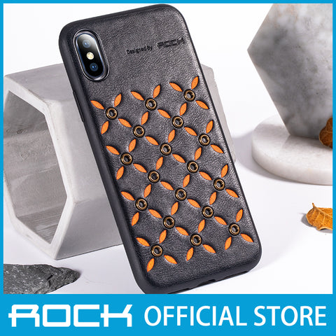 Rock Origin Series Protection Case for iPhone XS Max Black RPC1454