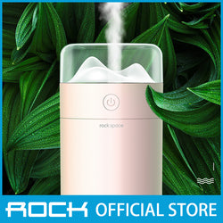 Rock Space Landscape Humidifier Pink WT-H6