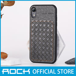 Rock Origin Series Protection Case for iPhone XR Gray RPC1453
