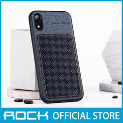 Rock Origin Series Protection Case for iPhone XR Denim Blue RPC1453