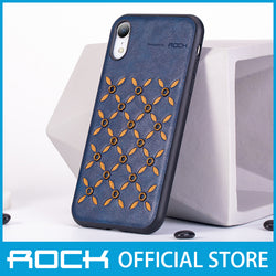Rock Origin Series Protection Case for iPhone XR Lake Blue RPC1453