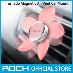 Rock Tornado Magnetic Air Vent Car Mount Pink RPH0856