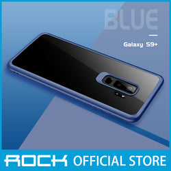 Rock Clarity Series Protection Case for Galaxy S9 Plus Blue RPC1399