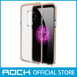 Rock Guard Series Protection Case for Galaxy S9 Plus Pink RPC1419