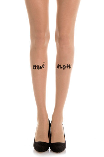 Skin Oui Non Sheer Tights