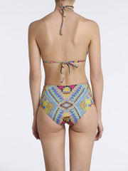 Tribal High Waist Bottom