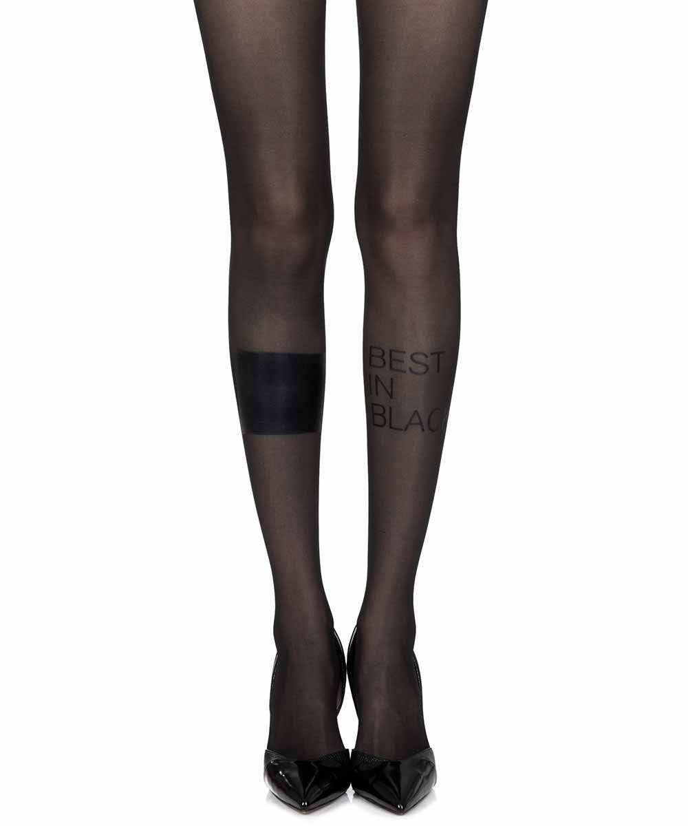 Best In Class Black Sheer Tights