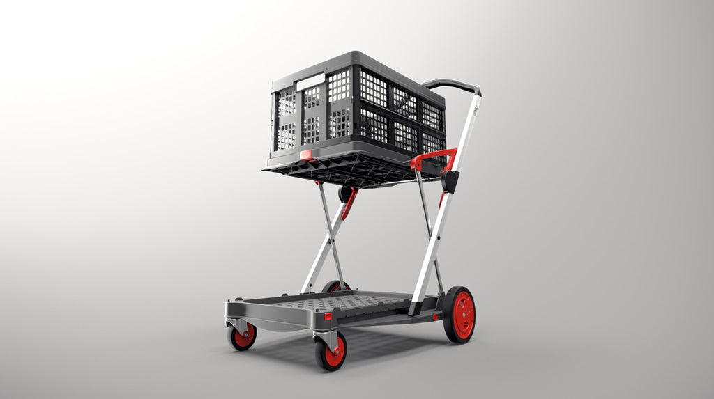 CLAX Trolley RED
