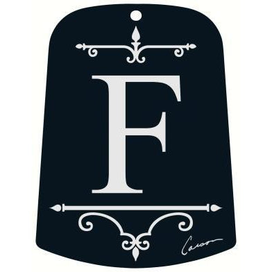 F Monogram Sail for Windchime