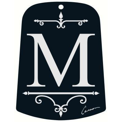 M Monogram Sail for Windchime