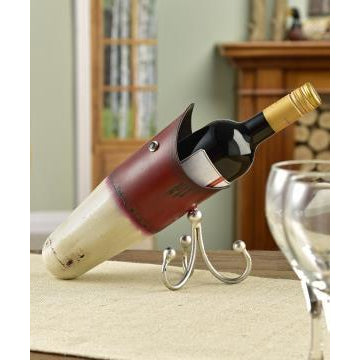 Fishing Lure Wine Bottle Holder