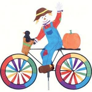 Scarecrow Bike Spinner