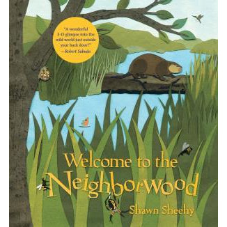 Welcome to the Neighborwood Pop-Out Book