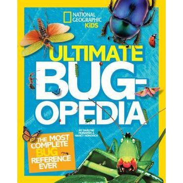 Nat Geo Kids Ultimate Bugopedia