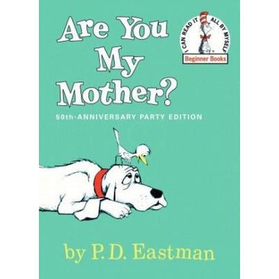Are You My Mother Hard Cover
