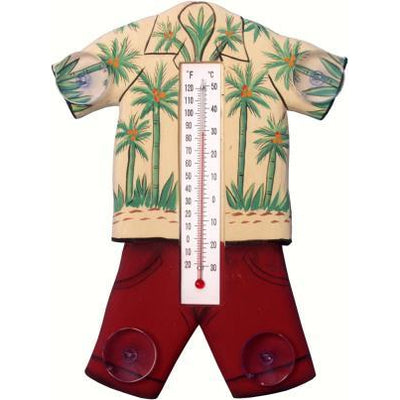 Thermometer Hawaiin Shirt
