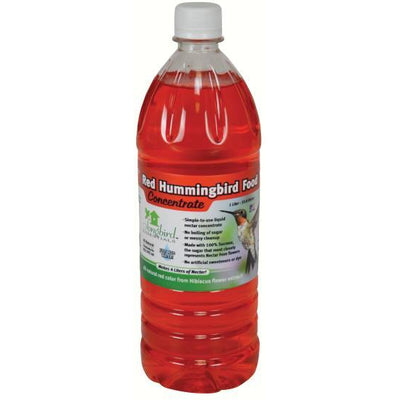Red Concentrate Hummingbird 32 oz. Bottle