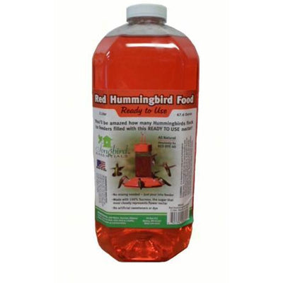 2 Ltr Red RTU Nectar 67.6 oz