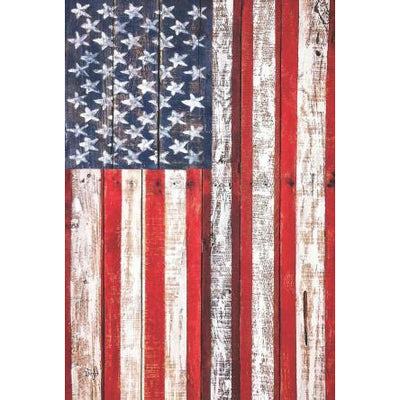 American Fence House Flag
