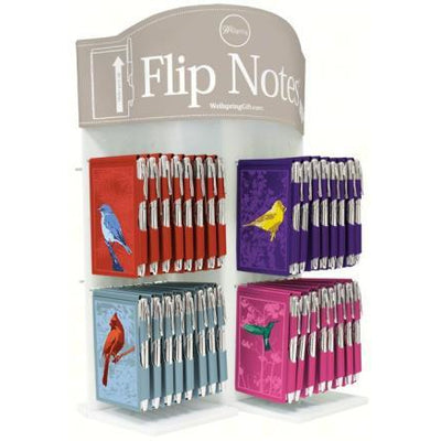 Birds Flip Notes Assortment