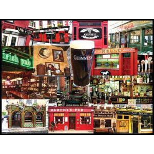 Irish Pubs 500 pc