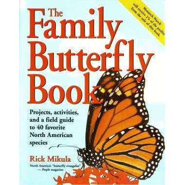 Family Butterfly Book