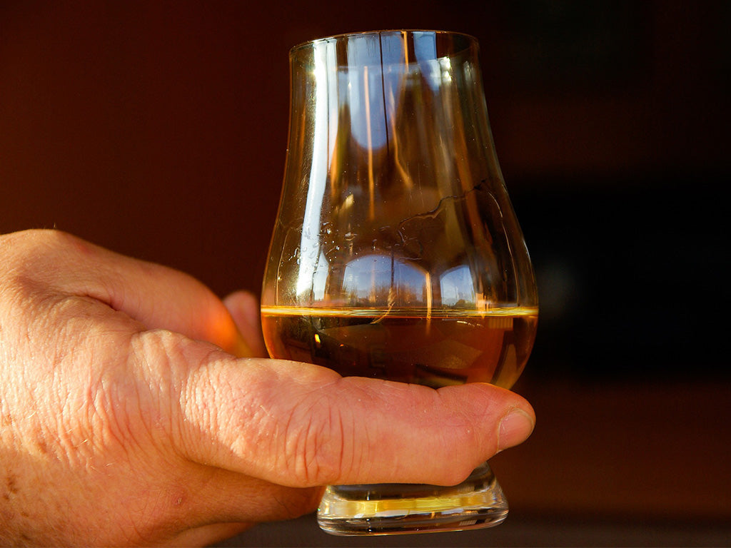 Prepare for a Whisky tasting