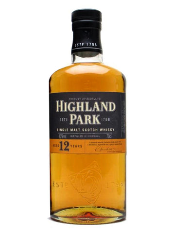 Highland Park 12 Years (700ml)