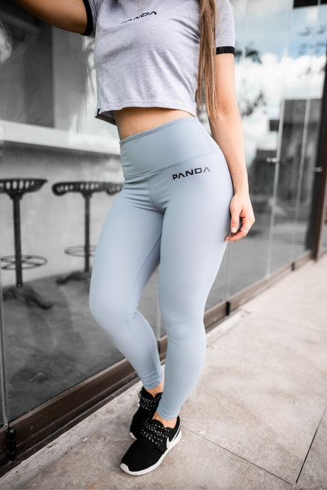 Titanium High Waisted Tights