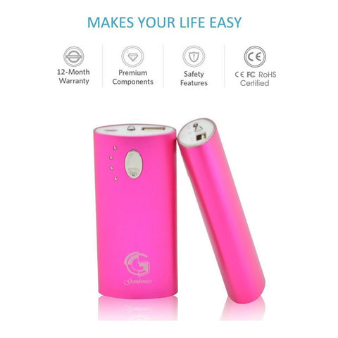 Gembonics Universal 6000mAh Power Bank