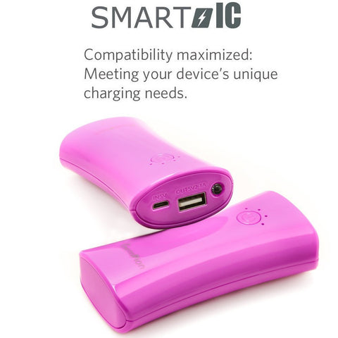 Portable Charger, Gempion Smart Power 6000mAh External Battery Pack
