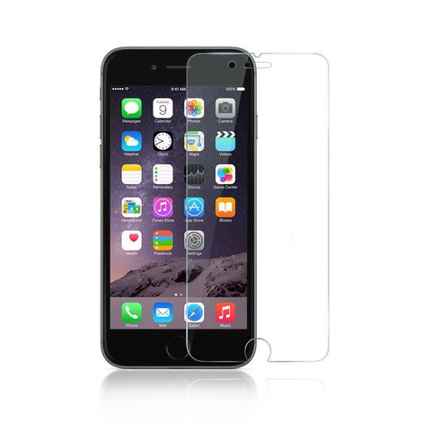 iPhone 7 Plus Tempered Glass Screen Protector Cover by Techoland