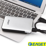 EAGET G30 High Speed External Storage Devices USB 3.0 for Desktop and Laptop
