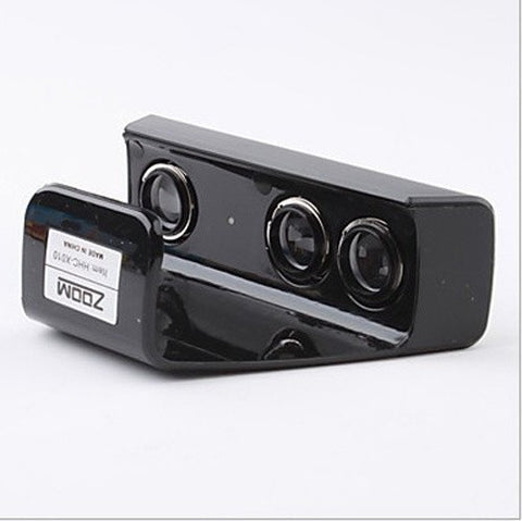 Super Zoom Wide-Angle Lens Sensor Range Adapter For Xbox 360 Kinect