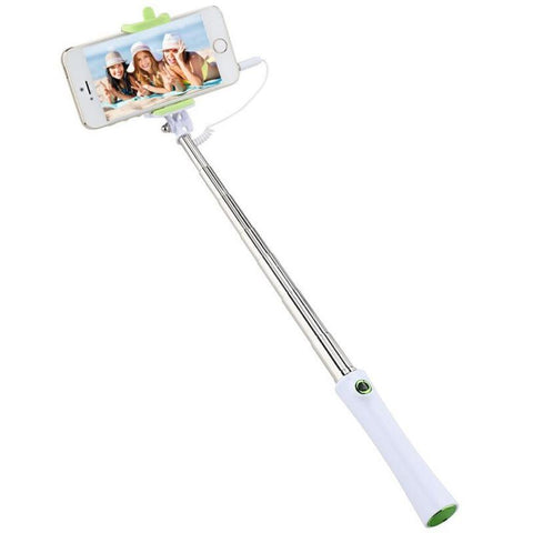 Selfie Stick Handheld Self-Pole Tripod Monopod Stick For Smartphones