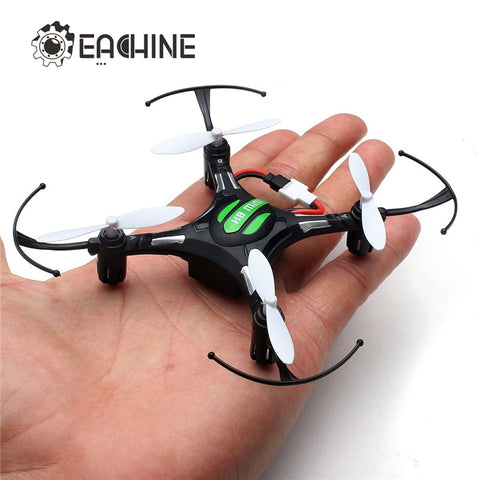 Eachine H8 Mini Headless RC Helicopter - Quadcopter RTF Remote Control Toy