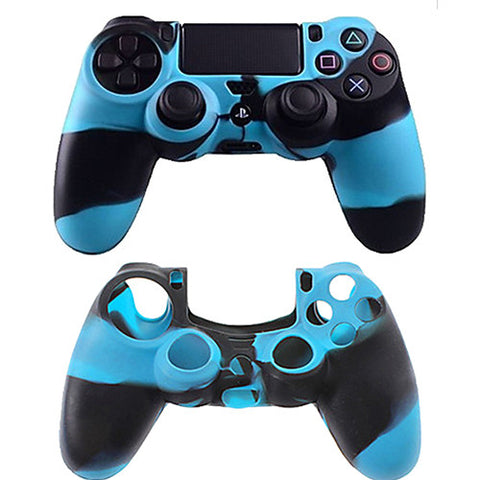 Silicone Skin Case Gel Protective Cover for Playstation 4 PS4 Controller