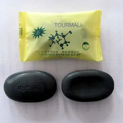New Tourmaline Soap for Personal Care Soap. Best soap for Face & Body Beauty
