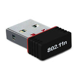 Mini PC WiFi adapter 150M compatible with Desktop and Laptop